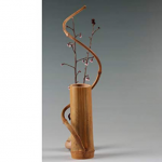 Floreros de Bambú