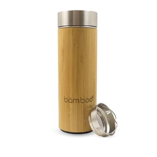 Termos de Bambú