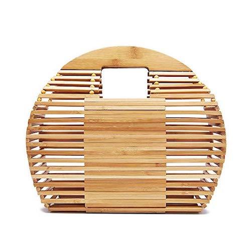 bolsos de bambu