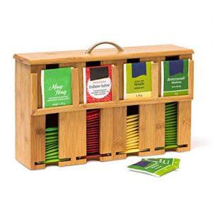 cajas de bambu