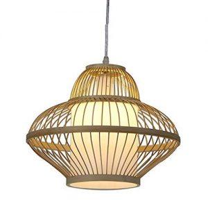 lamparas de bambu