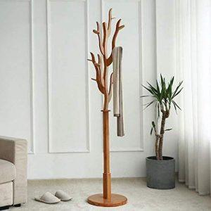 percheros de bambú