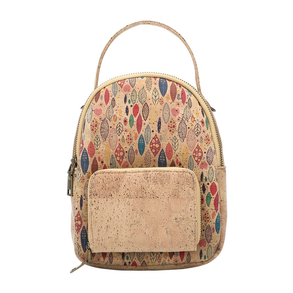 mochilas de corcho
