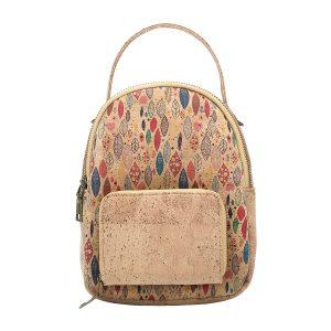 mochila de corcho