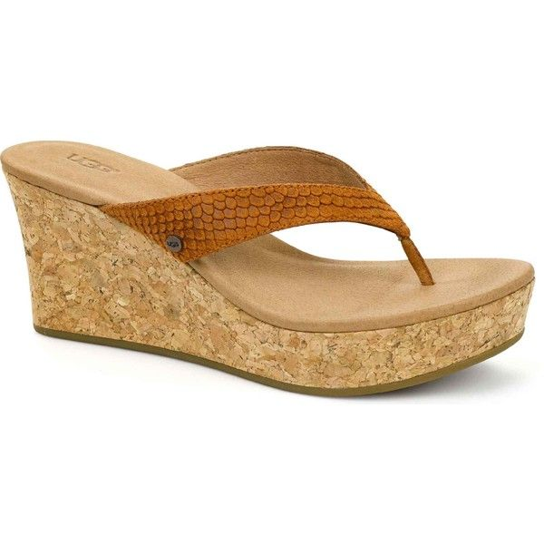 Sandalias de Corcho